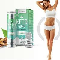 Keto Guru - Шипучие таблетки для похудения (Кето Гуро), фото 1