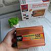 Преобразователь 500W Инвертор с 12в на 220в, фото 7