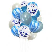 Набір кульок (уп.20шт.) кольори в асортименті