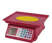 Весы торговые без стойки ACS-802 платформа пластик