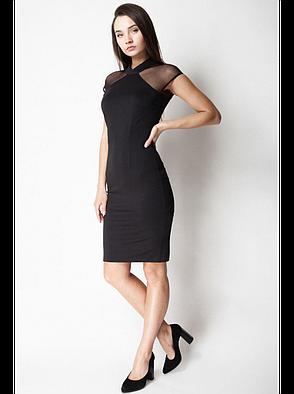 Платье трикотажное Шик, фото 2