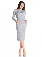 Ангоровое платье, фото 3