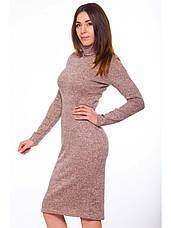 Платье осеннее под горло, фото 3