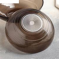 Кухонний коричневий скляний набір Luminarc Louison Екліпс 20 предметів (N8081)