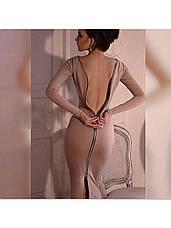 Сукня на блискавці ззаду, фото 3