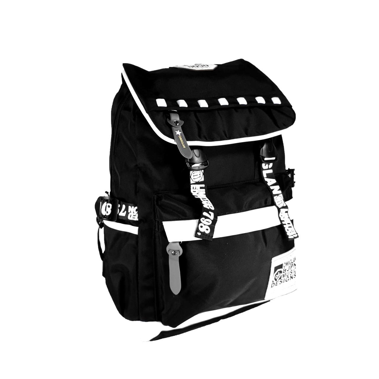 Городской рюкзак ММ с клапаном