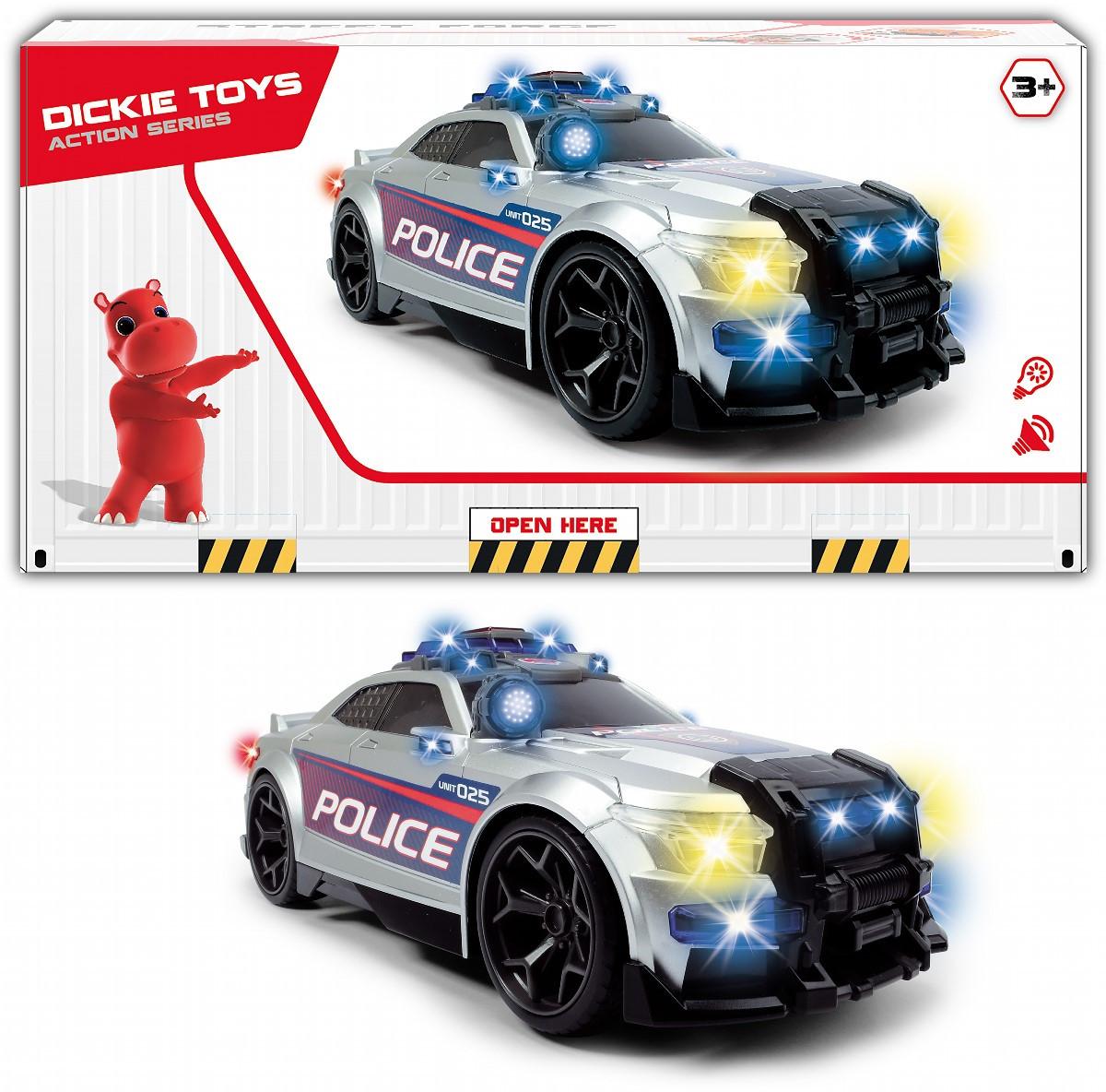Полицейская функциональная Машина 33 см Dickie Toys 1137006