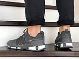 Кроссовки Adidas,замшевые,серые, фото 3
