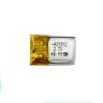 Аккумулятор литий-полимерный 35 mAh 3.7V 401012 3.7V