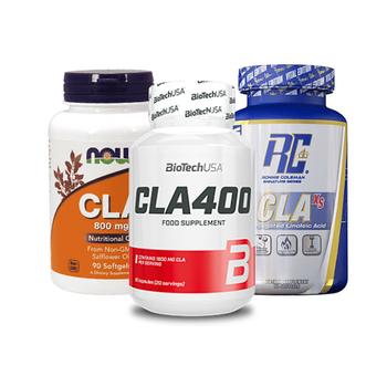 CLA - Конъюгированная линолевая кислота