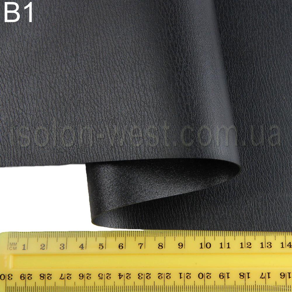 Термовинил HORN (черный B1) для обтяжки торпеды, ширина 1.40м