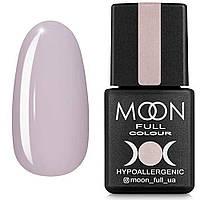 Гель-лак MOON FULL №102  бледно-розовый