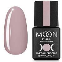 Гель-лак MOON FULL №103 бледный пурпурно-розовый