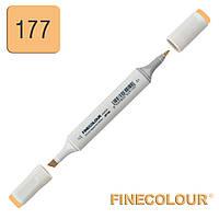 Маркер спиртовой Finecolour Sketchmarker 177 серебристо-желтый YR177
