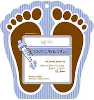 Набор для домашнего ухода за ногами (маска + носочки) Mj Care Premium Foot Care Pack 2 шт, 10 г, фото 1