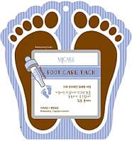 Набір для домашнього догляду за ногами (маска + носочки) Mj Premium Care Foot Care Pack 2 шт, 10 м