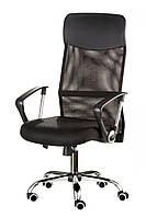 Офисное кресло Special4You Suprеmе Black, фото 1