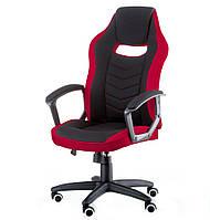 Геймерское кресло Special4You Riko black/red, фото 1