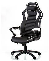 Геймерское кресло Special4You Nеro black/white, фото 1