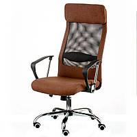 Офисное кресло Special4You Silba brown, фото 1