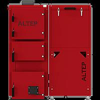 Альтеп Duo Pellet 75 кВт твердотопливный котел с пеллетной горелкой длительность горения до 75 часов