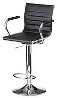 Барный стул Special4You Bar Black plate, фото 1