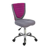 Детское компьютерное кресло Offce4You POPPY, grey/pink, фото 1