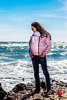 Куртка демисезонная 3в1: беременность, слингоношение, обычная куртка