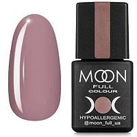Гель-лак MOON FULL №105 холодный пурпурно-розовый