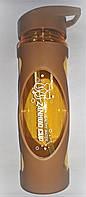 """Бутылка для воды с трубочкой """"Zannuo cup"""" 580мл 7256"""