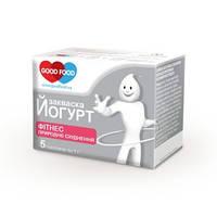 Закваска для ЖКТ бактериальная Йогурт Фитнес (1г №5шт ,Италия)