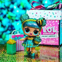 Оригинал кукла LOL Surprise Present Surprise - ЛОЛ Сюрприз Подарок 570660, фото 3