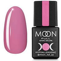Гель-лак MOON FULL №107 розовый зефир