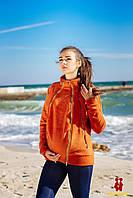 Флисовая куртка 3в1 (укороченная)