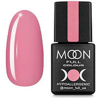 Гель-лак MOON FULL №108 теплый розовый