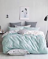 Постельный комплект полуторный-Краски сна