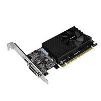 Вiдеокарта GIGABYTE GeForce GT730 2GB DDR5 64bit DVI-HDMI Low Profile