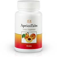 БАД для сердца и сосудов Априкотабс- таблетки ,нормализует работу сердечно-сосудистой системы(100табл.США)