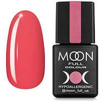 Гель-лак MOON FULL №111 розово-лиловый