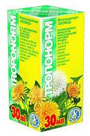БАД от варикоза Тропонорм-Натуральный для вен и сосудов,при вегето-сосудистой дистонии (30мл.,Украи
