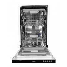Посудомоечная машина VENTOLUX  DW 4510 6D LED AO, фото 2