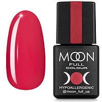 Гель-лак MOON FULL №116 розовый персик теплый
