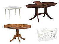 Деревянные столы классика