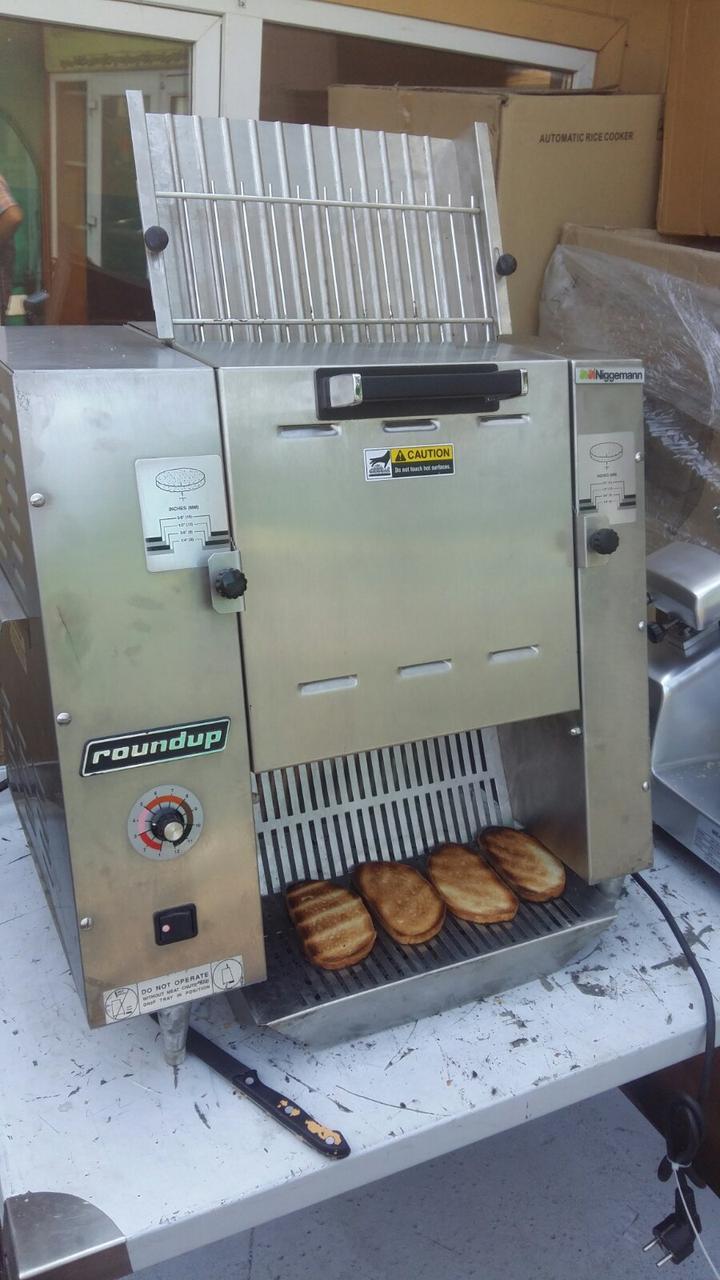 Вертикальный тостер Roundup  VHB-B б/у (США)