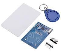 Модуль RFID RC522 с брелком и карточкой