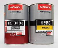 Грунт эпоксидный NOVOL Protect 360 0,8 кг + отвердитель 0,8