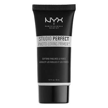 Матирующий бесцветный праймер под макияж NYX Professional Makeup Studio Perfect Primer Clear 30 мл