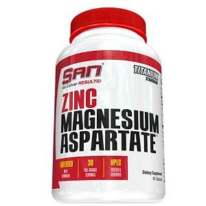 Витамины и минералы SANZinc Magnesium Aspartate (90 капсул.)
