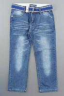 {есть:122 СМ} Джинсовые брюки для мальчиков F&D,  Артикул: F444 [122 СМ]