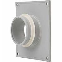Фланец вентиляционной решетки 100 мм Фланець вентиляційної решітки VILPE